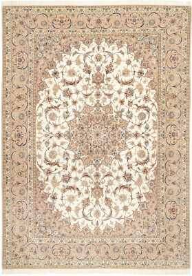 Teppich Isfahan Royal 256x360 cm Orient Wolle/Seide